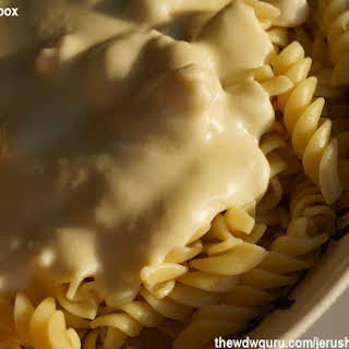 Make Cheese Sauce Without Milk Recipes.