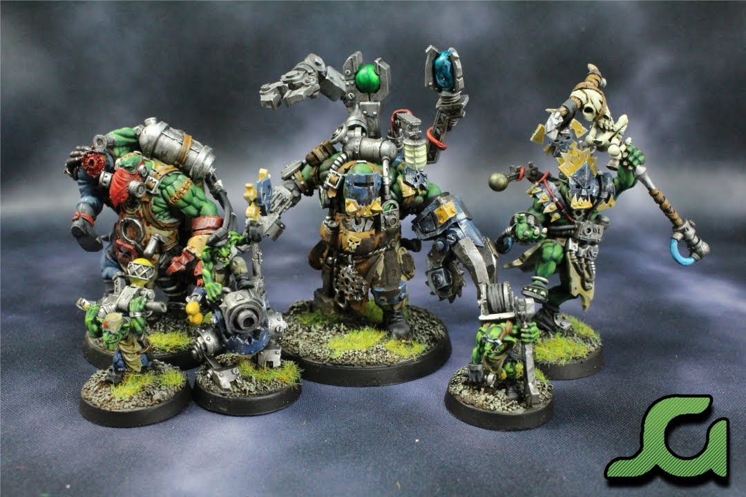 Ork Specialists