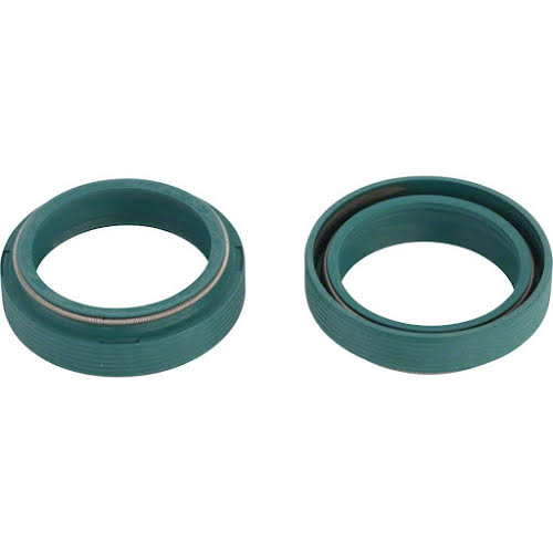 SKF Low-Friction Dust Wiper Seal Kit - RockShox 35mm Flangeless, Fits 2007-Current