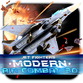 Combate aéreo moderno (3D)