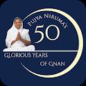Niruma's 50 Years of Gnan - An Exhibition icon