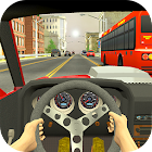Racing in City - Car Driving icon