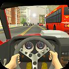 Racing in City - Conducción icon