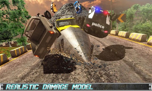Roadway War Truck Racing offroad- screenshot thumbnail