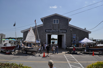 Photo: NC Maritime Museum Wooden Boat Show