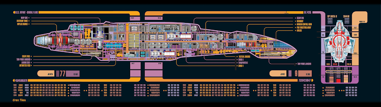 Photo: Dual-Monitor Wallpaper of the Day  The USS Defiant!  In case you missed the previous Star Trek wallpaper, here's the link: https://plus.google.com/113858797523322684974/posts/WC9AziQBHco.  The album: https://plus.google.com/photos/113858797523322684974/albums/5894547191044530097  The images are all at least 3840x1080. They are and will be mostly #scifi and #fantasy related.  #desktopwallpapers #dualmonitor #startrek