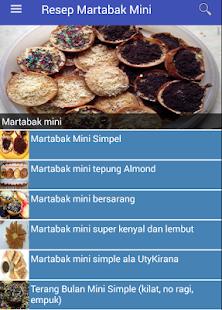 Resep Martabak Mini - náhled