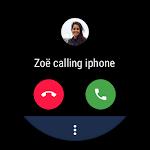 screenshot of Wear OS Phone