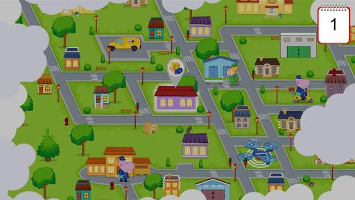 Post office game: Professions Postman 1.1.1 screenshots 15