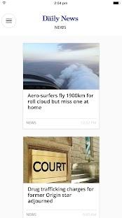 Warwick Daily News - náhled
