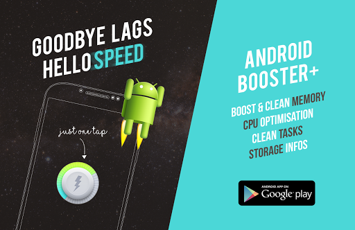 Android Booster+ Clean Speed