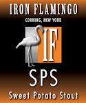 Iron Flamingo Sweet Potato Stout