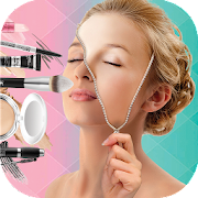 Makeup Your Face : Makeup Camera & Makeover Editor
