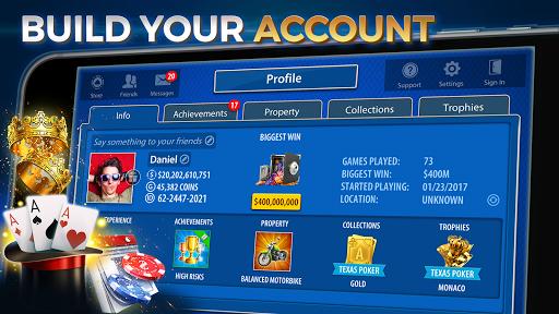 Vegas Craps by Pokerist 32.6.0 screenshots 2