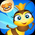 Bee - 123 Kids Fun icon