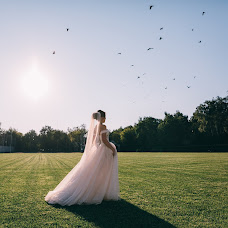 Wedding photographer Anna Sushkova (anich). Photo of 07.08.2018