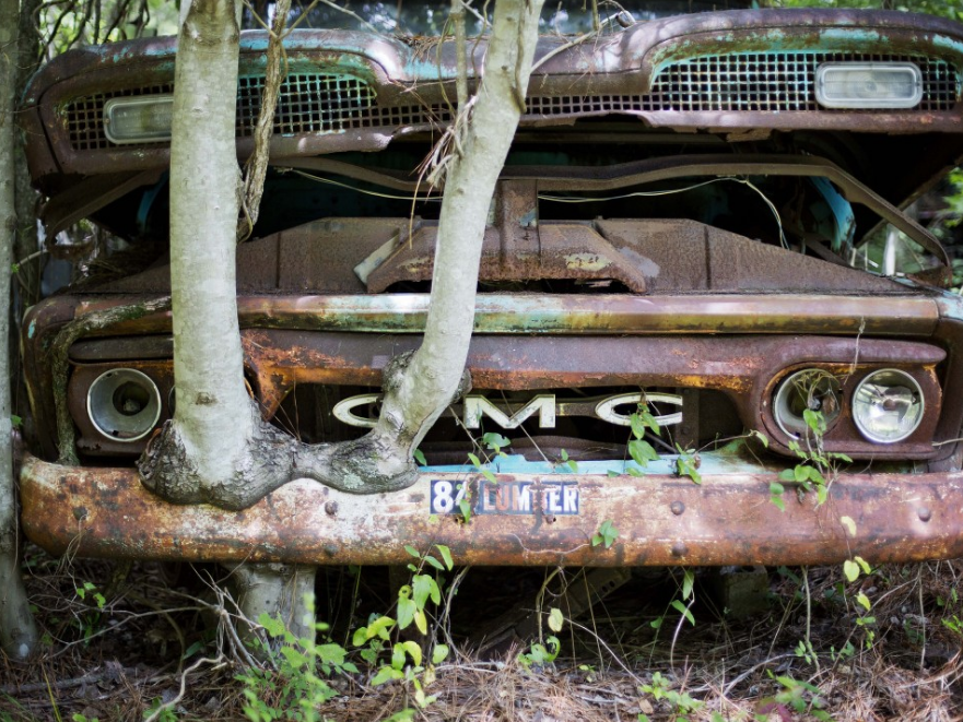 Old Car City USA - Art, Nature, History & Cars