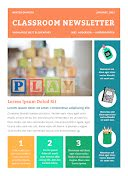 Classroom Dispatch - Newsletter item