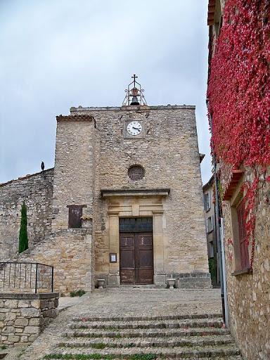 photo de église de Caseneuve