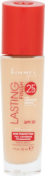 Rimmel London Lasting Finish 25HR Foundation - 103 True Ivory, 30ml