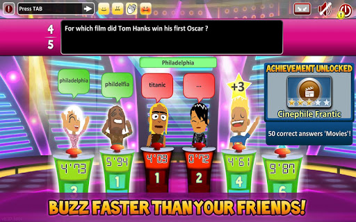 Superbuzzer Trivia Quiz Game 1.3.100 16