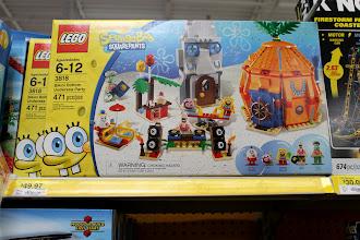 Photo: Another Spongebob Lego set...