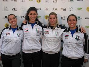 Photo: Italy. Silvia Bandera, Claudia Baio, Sara Marchiani and Anna Bandera. (Photo: Bengt Svensson)