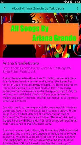All Songs By Ariana Grande APK | APKPure ai