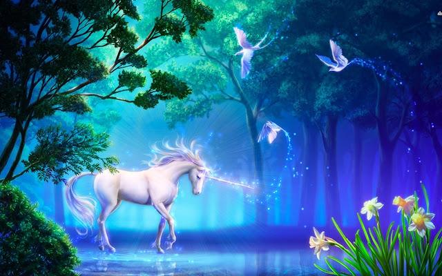 Unicorns Tab