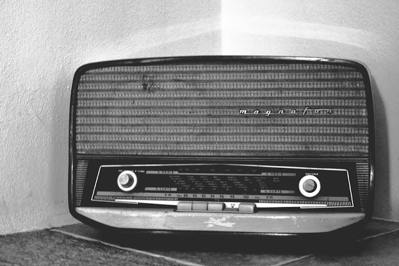 Vecchia radio  di martacolo
