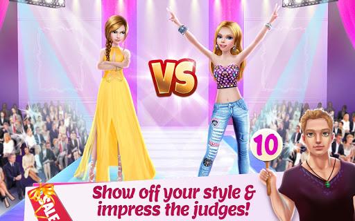 Shopping Mall Girl: Style Game Screenshot