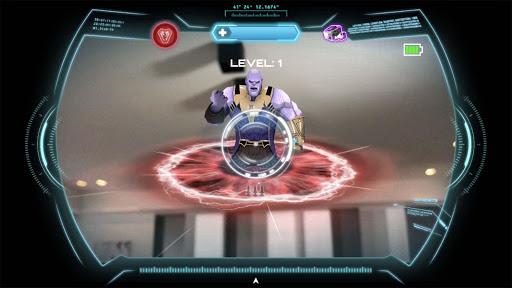 Hero Vision Iron Man AR Experience 1.0.2 screenshots 2