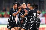 Efficiënt Charleroi met drie punten naar huis, KV Oostende zakte na rust als een pudding in elkaar