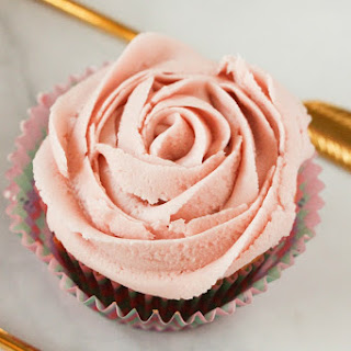 Vanilla Strawberry Cupcakes Recipes