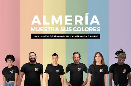 Campaña de camisetas de Sémola Pura.