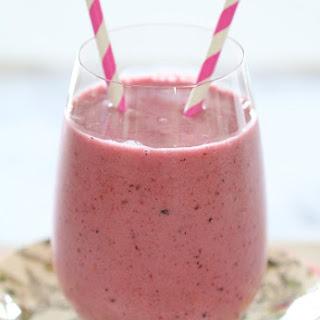 Yogurt Apple Juice Smoothies Recipes.