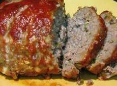 Home Style Meat Loaf Recipe