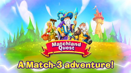 Matchland Quest - screenshot