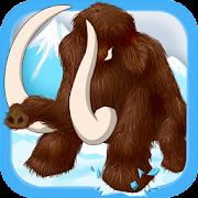 Mammoth World -Ice Age Animals Coloring