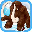 Mammoth World -Ice Age animals icon
