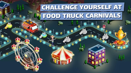 Food Truck Chef™ 🍕Cooking Games 🌮Delicious Diner Mod 1.8.0 Apk [Unlimited Gold] 5