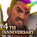 Legendary: Game of Heroes - RPG Puzzle Quest icon