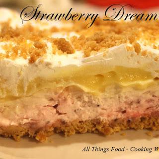 Strawberry Dream Squares