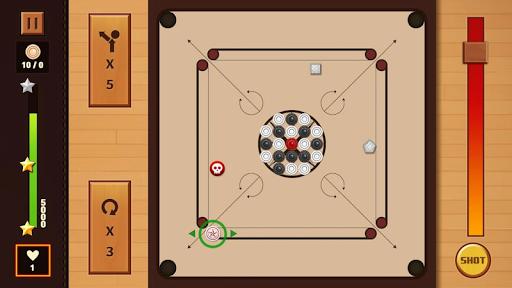 Code Triche carrom champion APK MOD screenshots 6