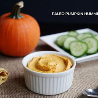 Pumpkin Hummus.