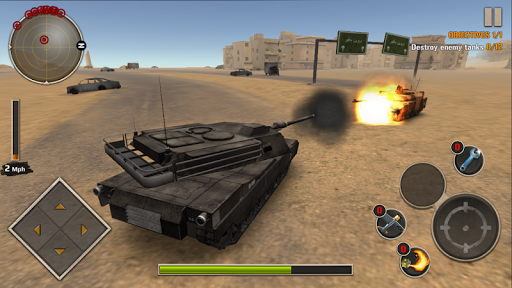 Modern Tank Force: War Hero 1.21 screenshots 17