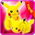 Super Pikachu Pokémon-G Jungle icon