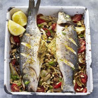 Stuffed Whole Fish Recipes