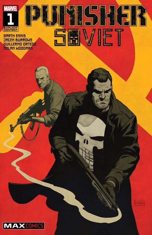 Punisher: Soviet (2020) - complete