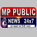 MP Public News24x7 icon